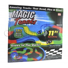 Конструктор Magic Tracks 165 деталей