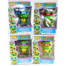 Фигурки turtles POP оптом