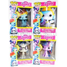 Фигурки My Little Pony POP (4 шт)