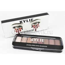 Палетка теней Kylie Kyshadow 8 colors Eye Shadow