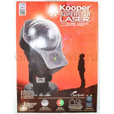 Лазерный проектор Kooper Superstar Laser оптом